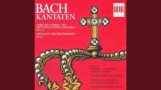 "Ich hatte viel Bekümmernis, BWV 21: No. 3, ""Seufzer, Tränen, Kummer, Not"""