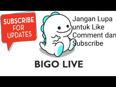 Bigo Live Maria Transparan