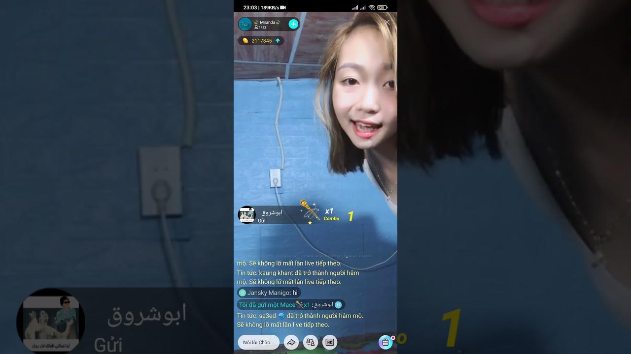Download miranda mới nhất bigo live 2