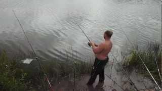 Зимняя рыбалка на карпа. Майское,Самарская обл.