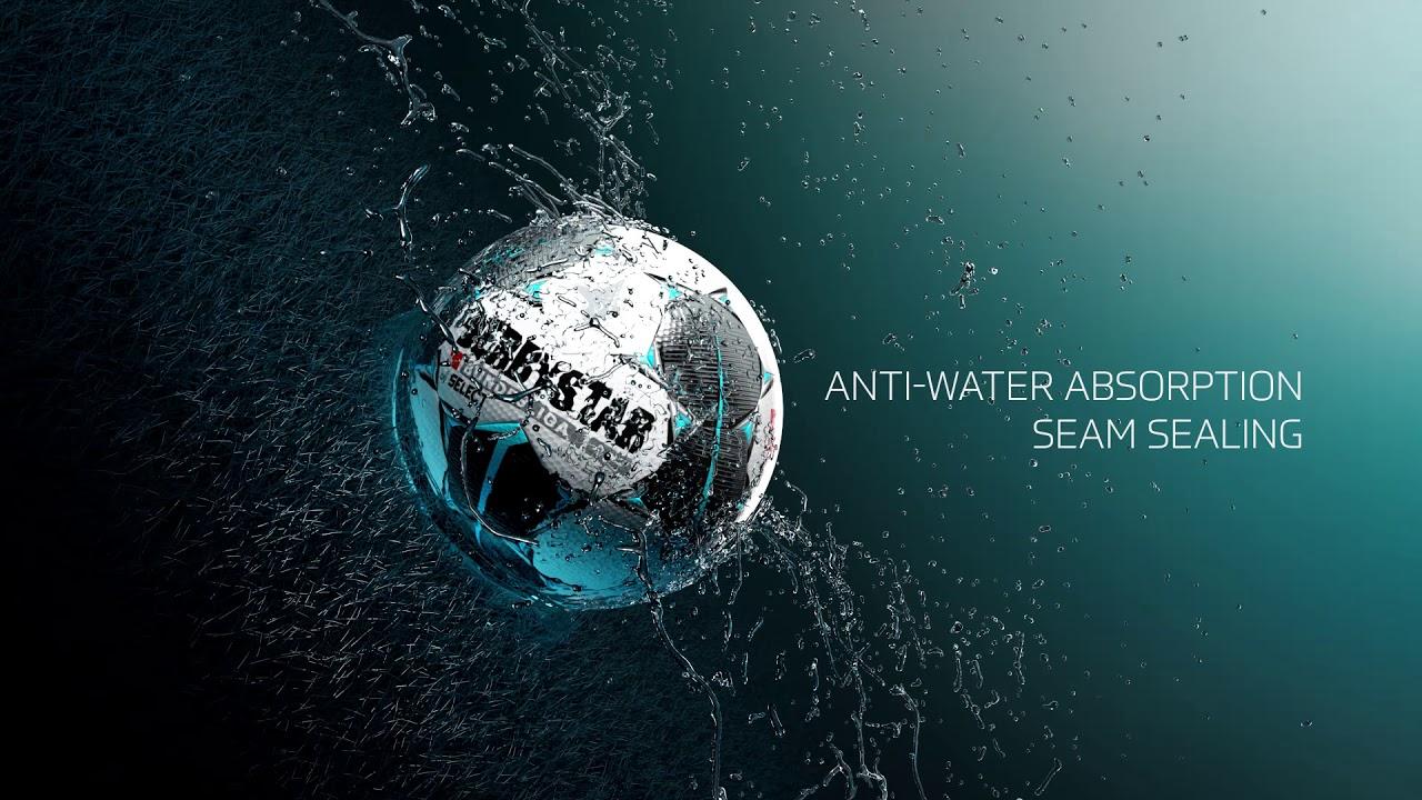 BRILLANT APS 2019//20 Derbystar BUNDESLIGA Spielball