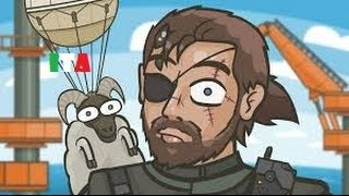 MGS V: The Fulton Pain (MGS 5: The Phantom Pain parody) ITA