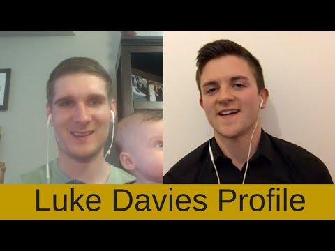 Luke Davies - Everyday Juggler Profiles Episode #19
