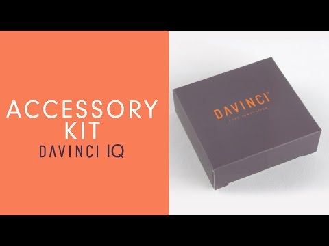DaVinci IQ Accessories – The Vaporizer Accessory Kit