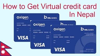 How to Get Virtual credit in Nepal