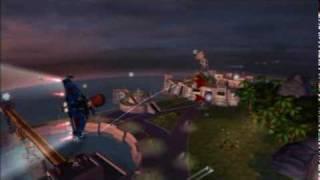 MySims SkyHeroes - Up gameplay video