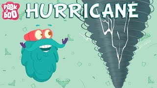 Hurricane | The Dr. Binocs Show | Educational Videos For Kids
