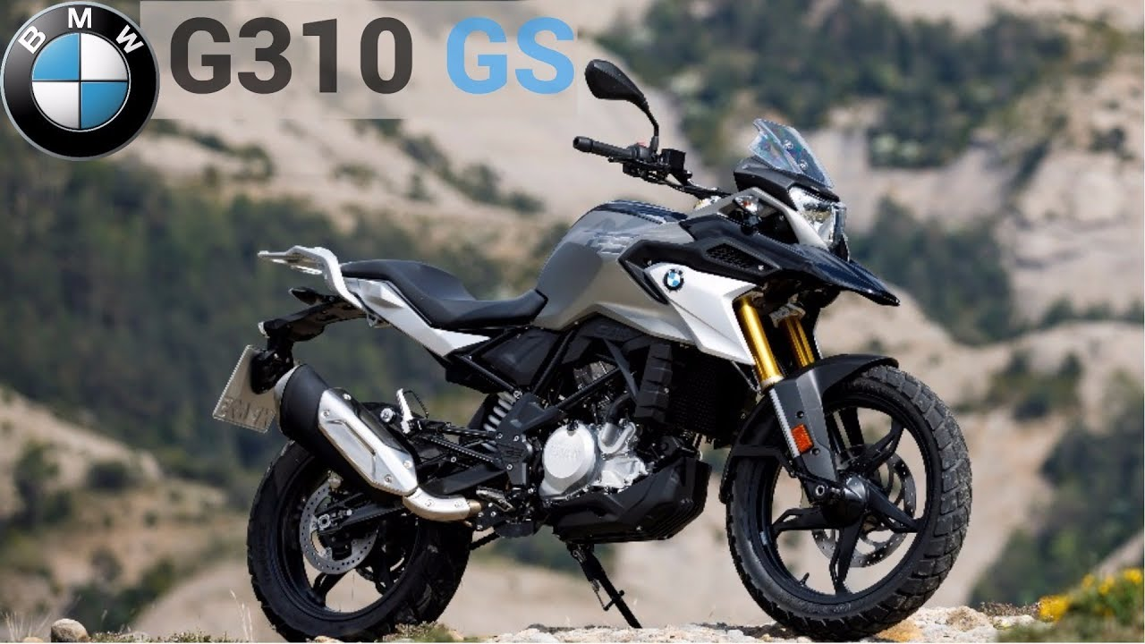 2018 BMW G310 GS - Awesome Ride and Design - YouTube
