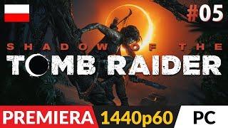Shadow of the TOMB RAIDER PL (2018)  #5 (odc.5)  Grobowiec wyzwań i chwila wyznań