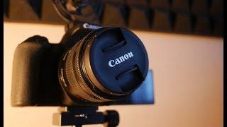 Canon 600D - плохая камера? (НЕТ!)