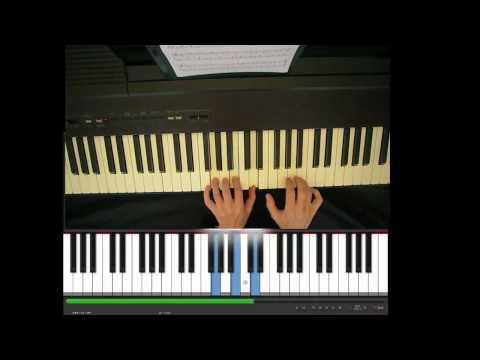 Hush little baby, piano