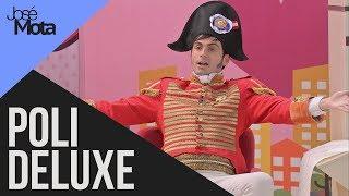 Sálvame: Napoleón Bonaparte se somete al Poli Deluxe | José Mota