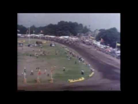 Heikki Mikkola 500cc Motocross GP Belgium at Namur 1977