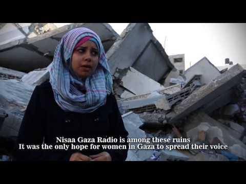 Nisa a Gaza FM