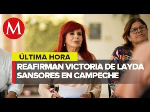 Download Layda Sansores será gobernadora de Campeche