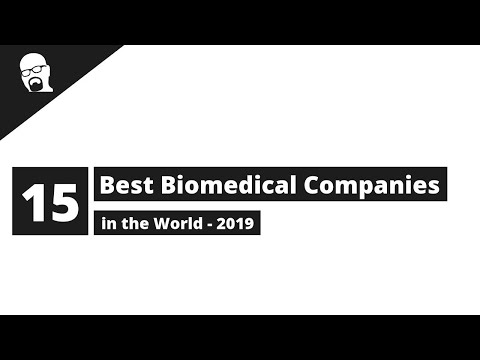Medtronic. GE. Siemens. Roche. Johnson And Johnson.....Best ?