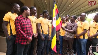 RUGBY SEVENS: Uganda Rugby Cranes off to the USA for Sevens world cup