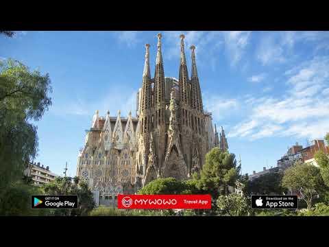 Sagrada Familia – Presentation – Barcelona – Audio Guide – MyWoWo Travel App