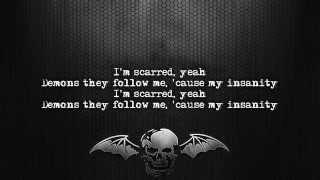 Avenged Sevenfold Demons Lyrics on screen.mp3