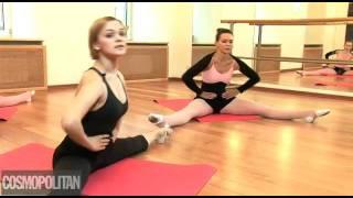 Уроки балета. Занятие 4