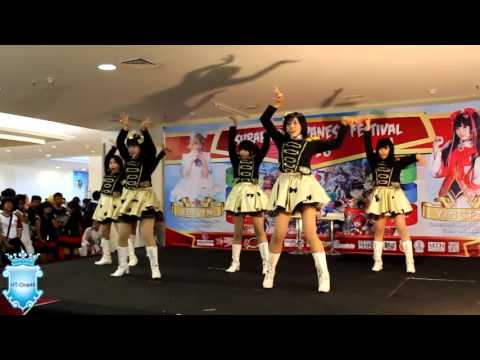 02. Dance Cover Competition Surabaya Japanese Festival 2016