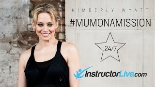 Kimberly Wyatt Workout: Mum On A Mission 24-7, Exclusively on InstructorLive.com