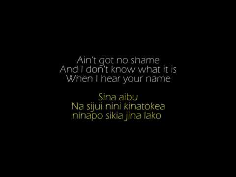 Ne Yo - Another love song Lyrics ENGLISH & SWAHILI