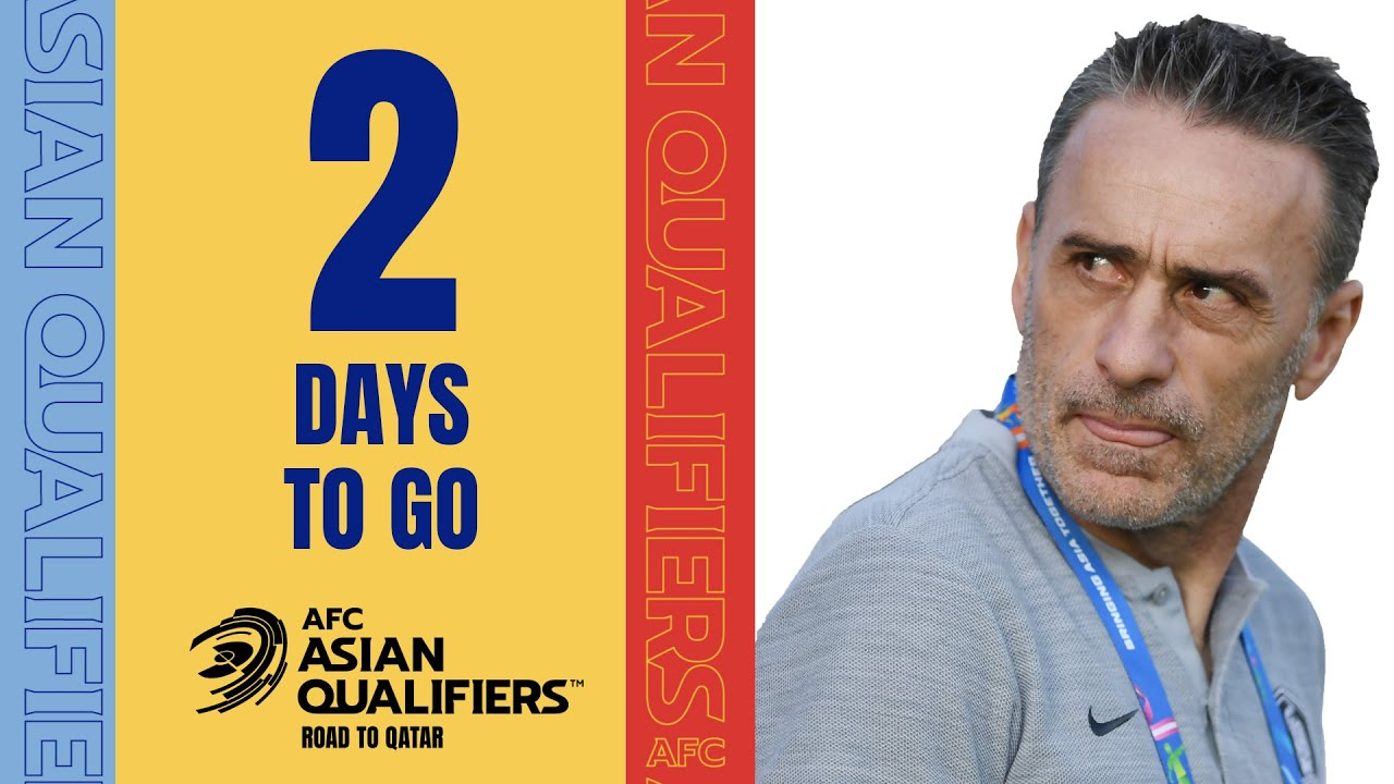 Paulo Bento shares his thoughts ahead of the #AsianQualifiers Final Round Draw.
