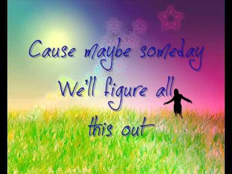 Rob Thomas-Someday(lyrics)
