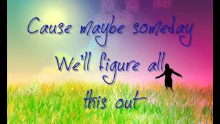 Rob Thomas-Someday(lyrics)