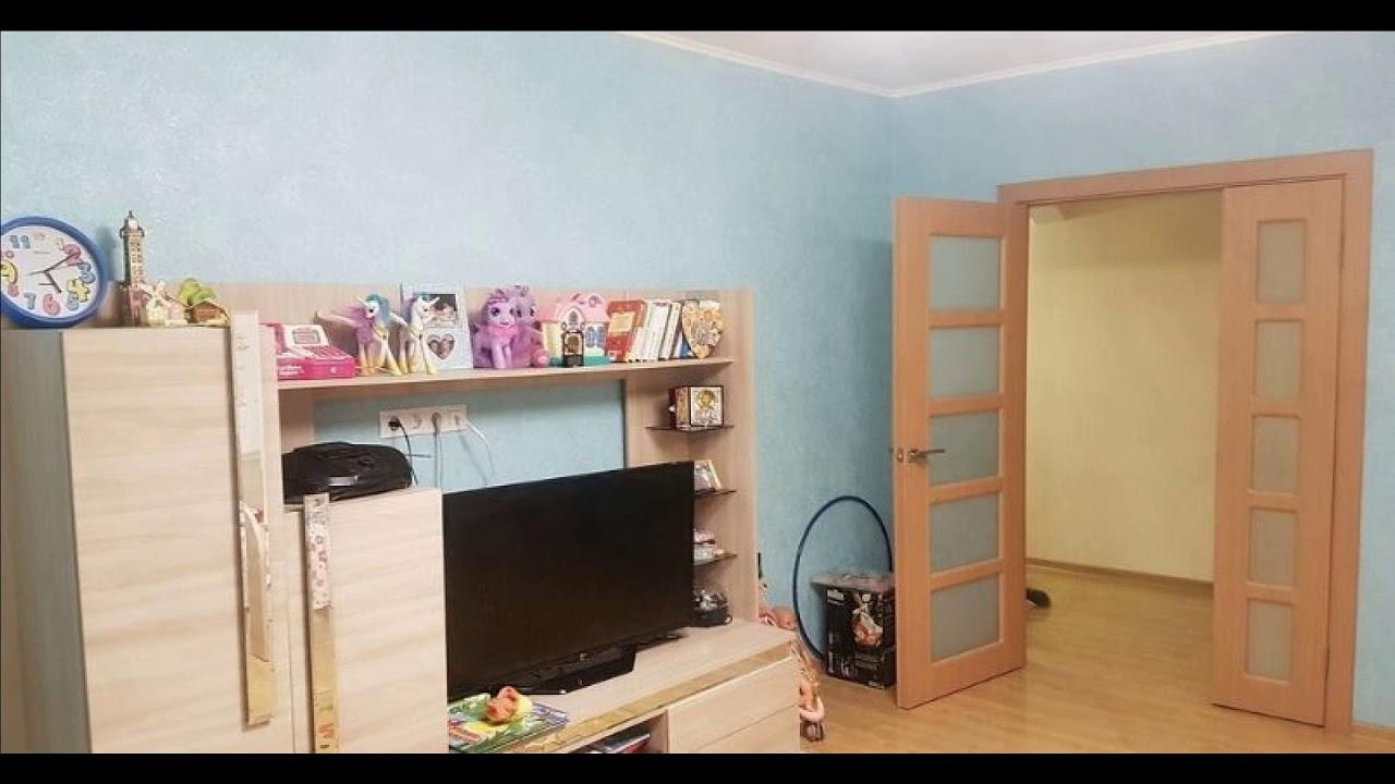 Сдается 3-х комнатная квартира в центре Мариуполя - YouTube