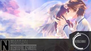 Video Nightcore - Beautiful In White download MP3, 3GP, MP4, WEBM, AVI, FLV Juli 2018