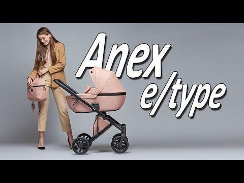 Anex Etype - Сравнение с моделью Cross!