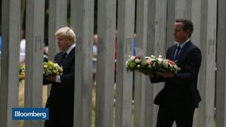 Top Photos: 10th Anniversary of London's 7/7 Bombings