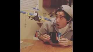 Приколы - видео монтаж. Зак Кинг 2(Зак Кинг - прославился в интернете как гений видео монтажа. Его прикольные видео шедевры не оставят вас..., 2015-09-15T13:59:31.000Z)