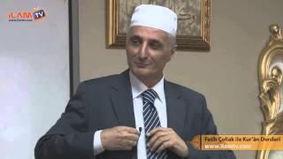 Kuran Dersi 134 - Fatih Çollak ile Kur'ân-ı Kerim Dersleri (Nisa Suresi 77-96. Ayetler)