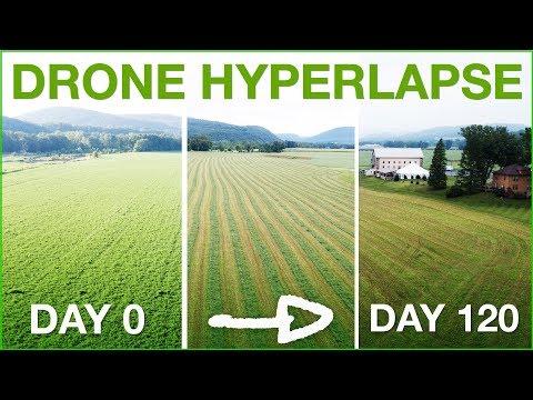 Drone Hyperlapse Tutorial - Over 6 months