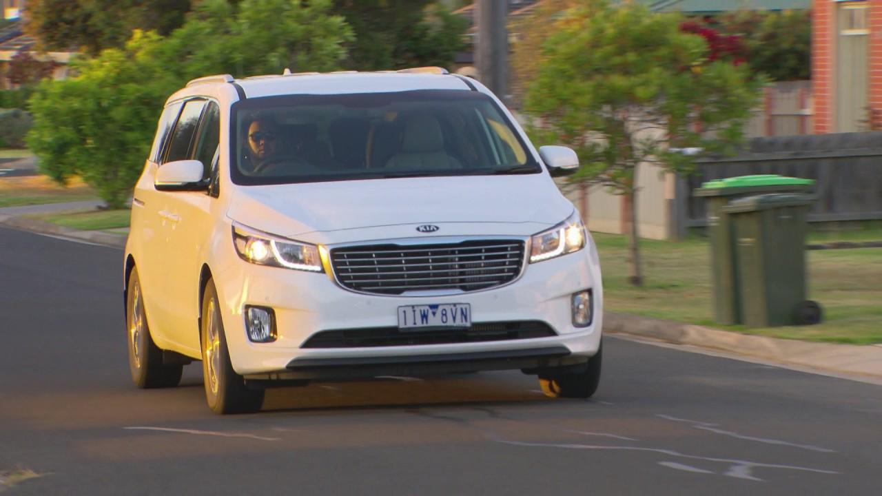 Australia S Best Cars 2016 Family Wagon Kia Carnival Sli