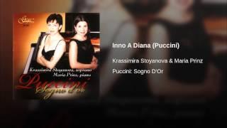 Inno A Diana (Puccini)