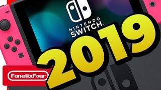 2019 Will be an EVEN BETTER Year for Nintendo Switch Games