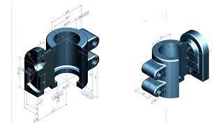 솔리드웍스-3D형상 모델링