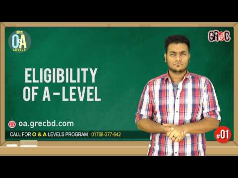 O/A Level Video Series (Episode 01)- What is O-level & A level
