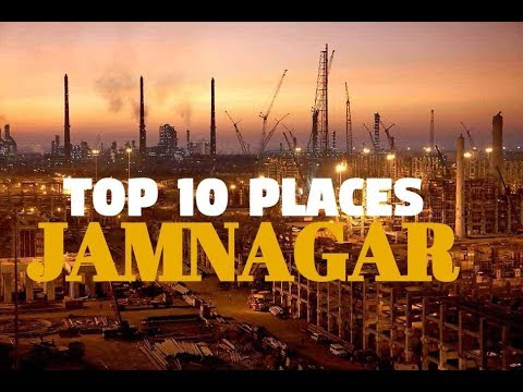 TOP10 places to visit in Jamnagar