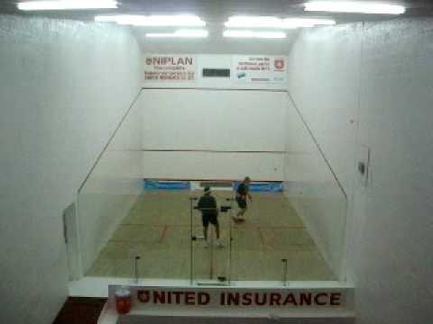 BSRA Barbados Squash Club Mercedes-Benz In House L...