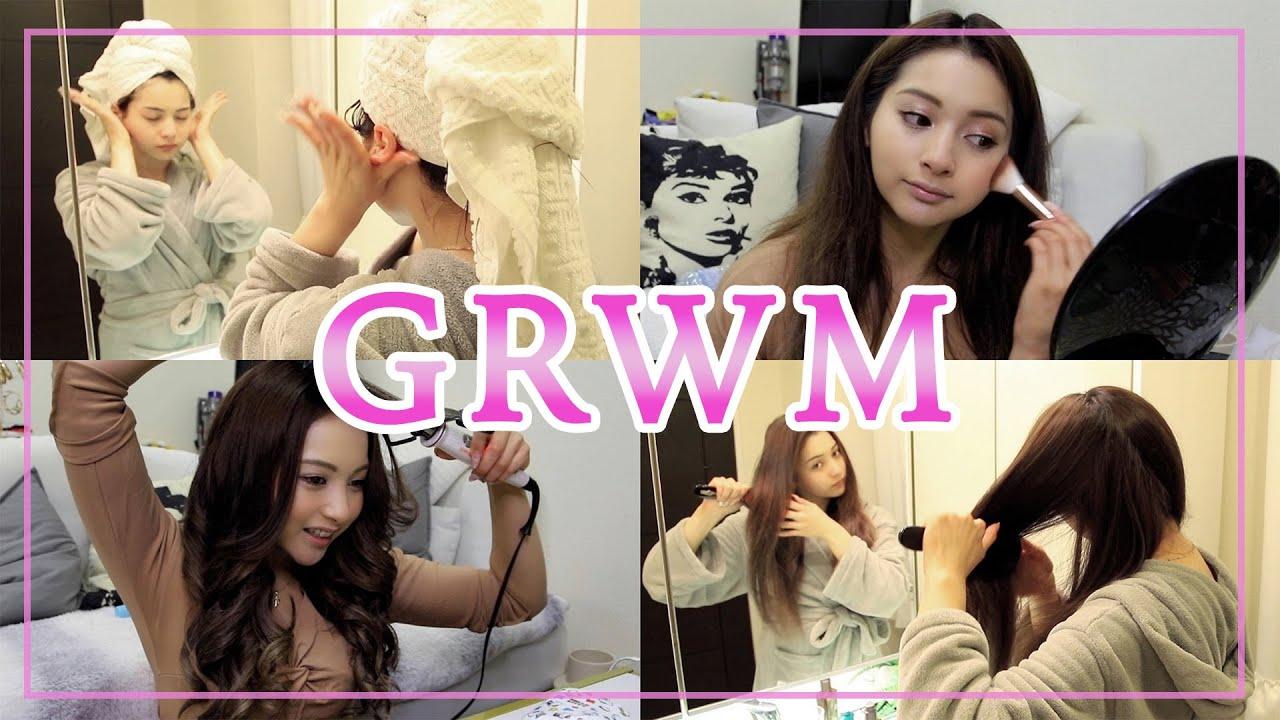【GRWM】朝の準備一緒にしよ!【ゆきぽよ】