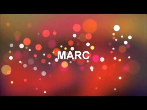 Alles Gute Zum Geburtstag Marc Youtube
