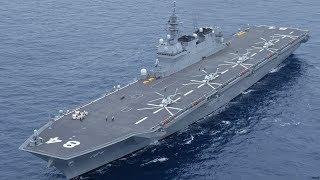 日本がF35Bステルス戦闘機の導入決定 いずも型護衛艦が空母に