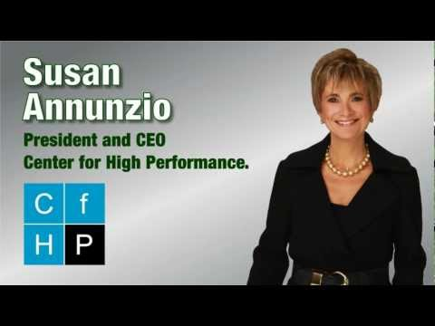 Introducing Susan Annunzio