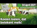 Farming Simulator 19 SCHWATZINGEN #9 Koeien Loeien, Dat Betekent Melk!