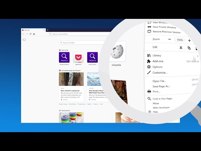 Firefox Quantum is a new browser faster than Google Chrome